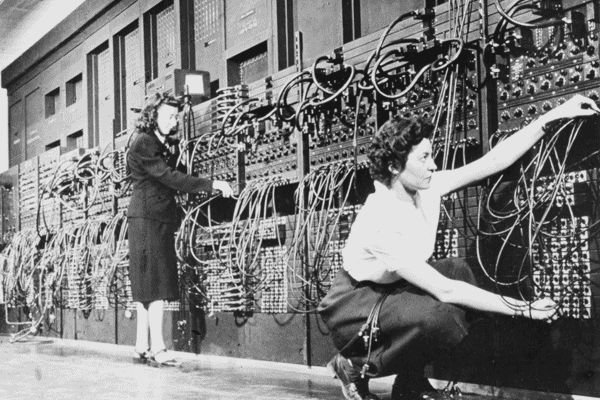 First computer ENIAC